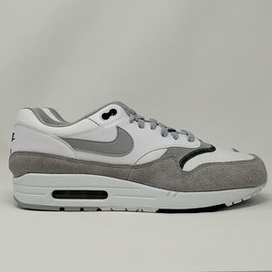 Nike Air Max 1 Wolf Grey White Black AH8145-113